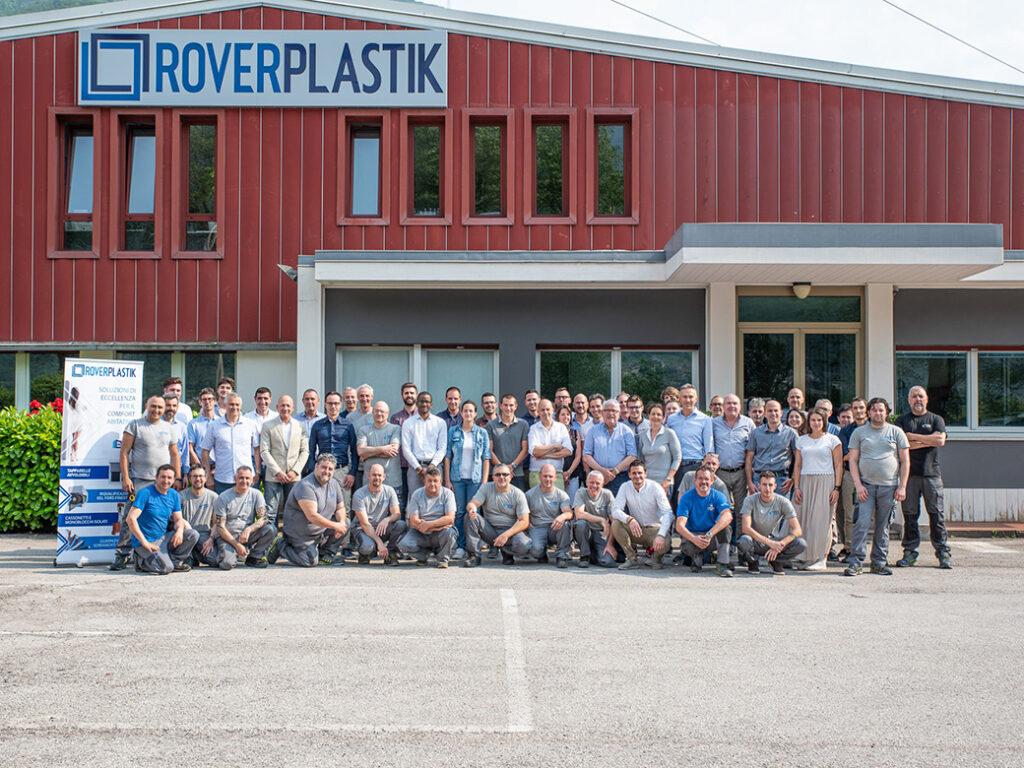 Roverplastik Cliente C&M